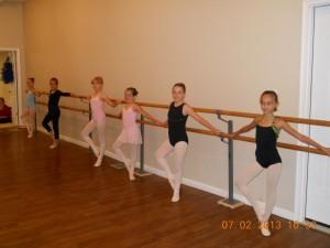 Inna Ballet Summer Intensive Kids